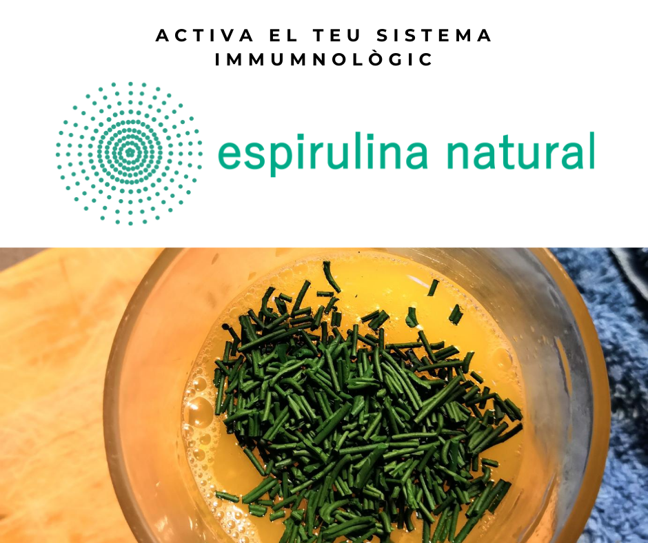 Espirulina Natural