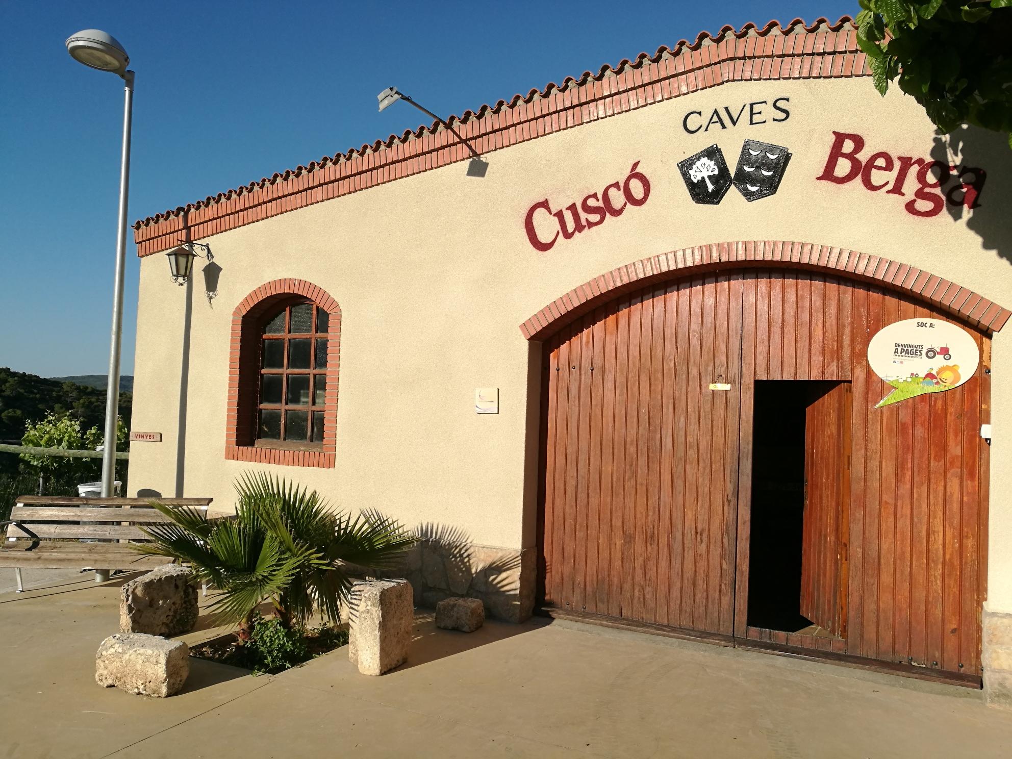 Cuscó Berga (Celler)