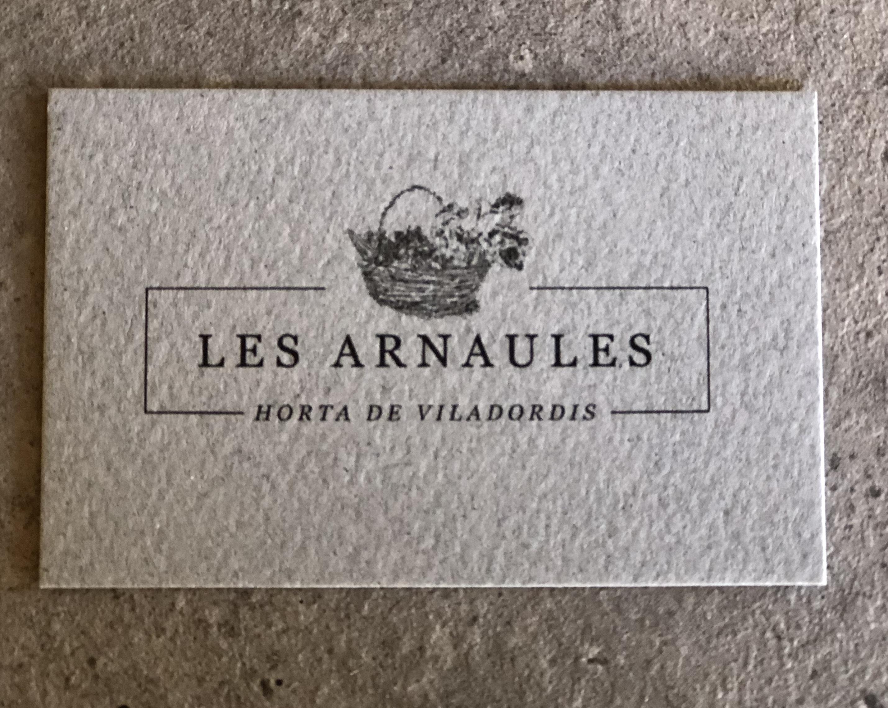 Les Arnaules